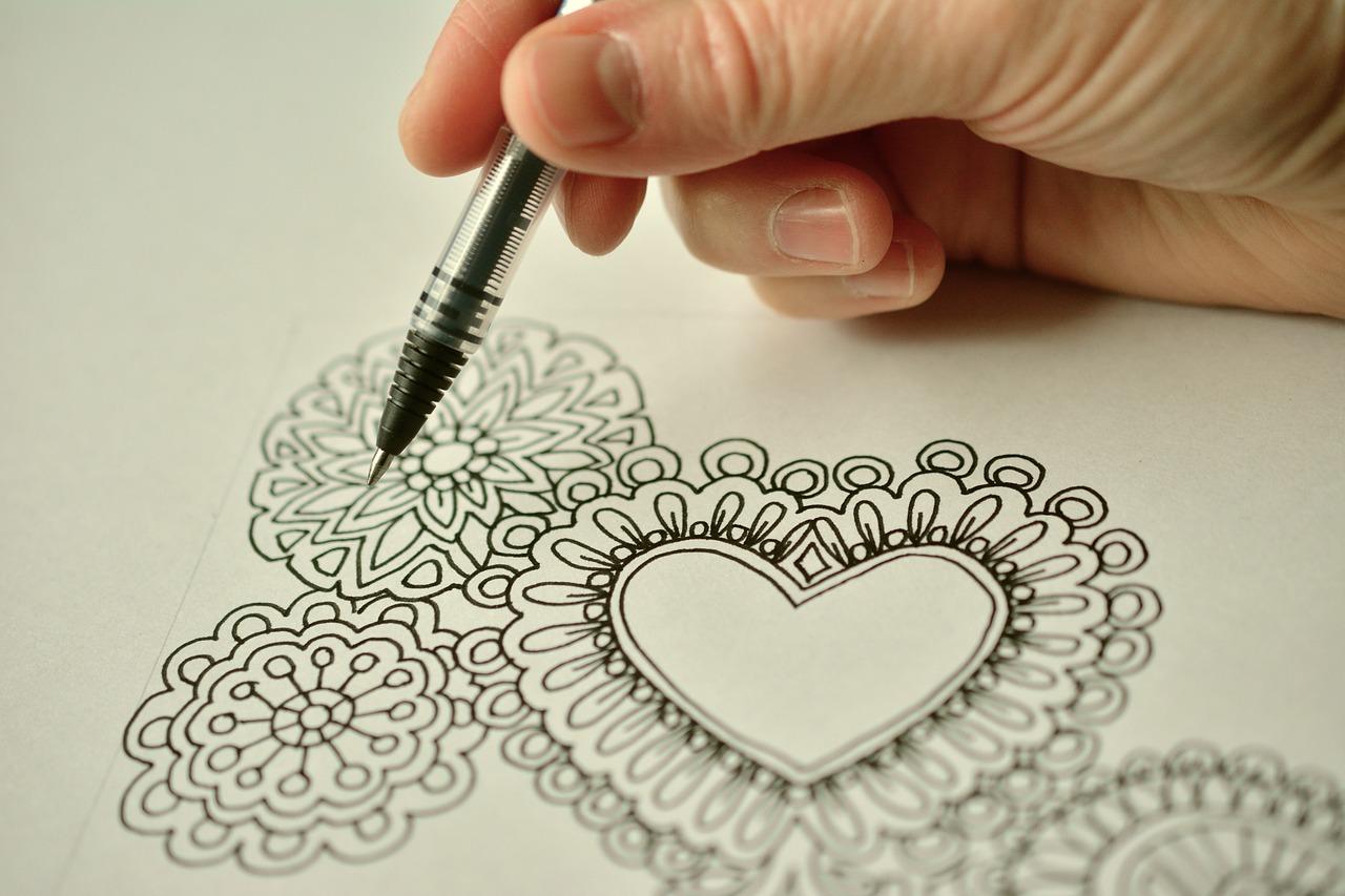 Wie gut musst Du als musterdesignerin malen können
